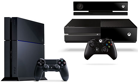 PS4 vs Xbox One composite 008 Especial compras navideñas para gamers