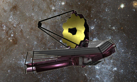 Space telescope an infrared observatory planned for launch in 2013