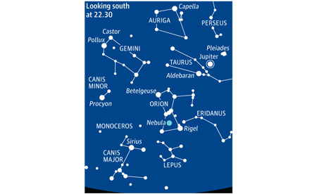 Starwatch: The night sky in 2013 | Science | The Guardian