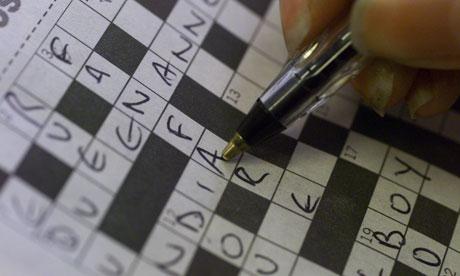 Crossword blog.