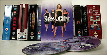 DVD films