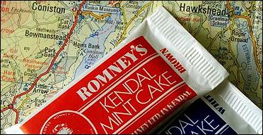 Kendal Mint Cake In Australia