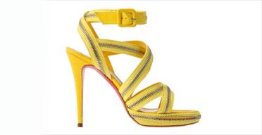 Christian Loubotin's Rodita sandal