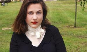 Writer Tanya Gold