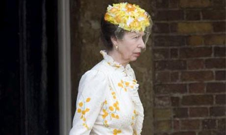 Princess Anne Outfits Imogen Fox on Princess Anne's