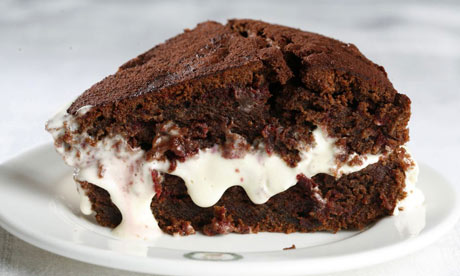 Eating cake could cost you a