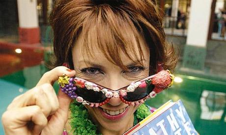 Kathy Lette, author