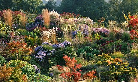 Anatomy of a garden