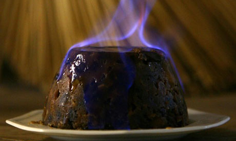 John Pimblett's Christmas pudding