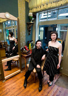 Hair and Jerome boutique hair salon