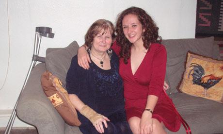 Elizabeth Prosser and Tamara