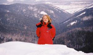 Ann Daniels, 44, polar explorer