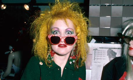 Cyndi Lauper