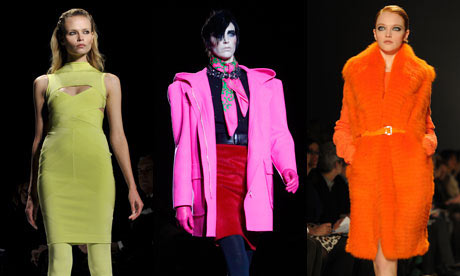 Compsite picture: Narciso Rodriguez, Marc Jacobs and Michael Kors