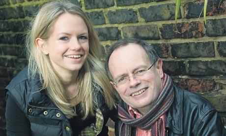 Len Tyler and daughter Catrin