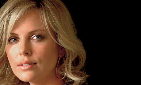 Q ampA Charlize Theron  actor Charlize Theron