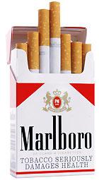 Malboro cigarettes