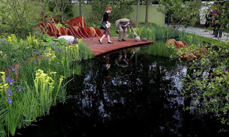 Designing small gardens: water features | Life and style ...