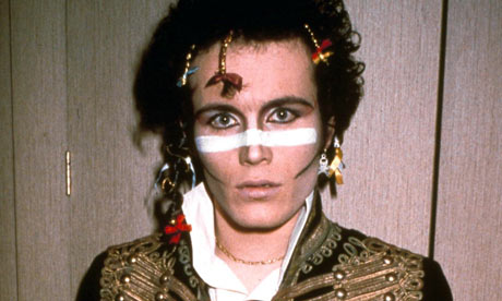 Adam Ant – What Do You Do