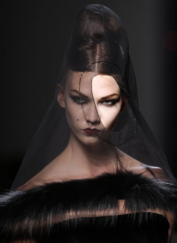 Jean Paul Gaultier Gothic Glamour