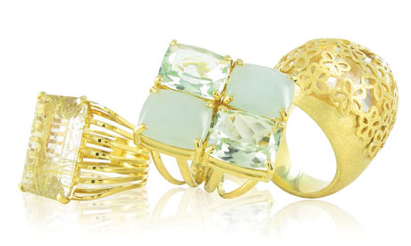 Carla Amorim jewellery from AstleyClarke.com