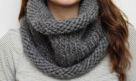 Free Knitting Patterns For Snoods : knitting pattern snood free