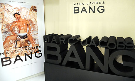 Marc Jacobs Bang advert
