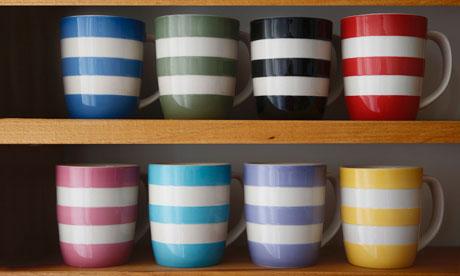 Cornishware mugs 007