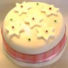 Lucy's Christmas cake