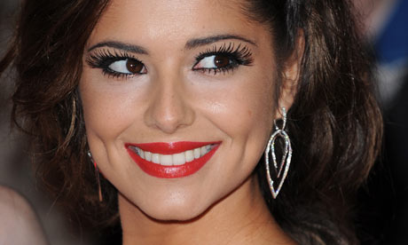 Cheryl Cole. Photograph: Doug Peters/Empics Entertainment