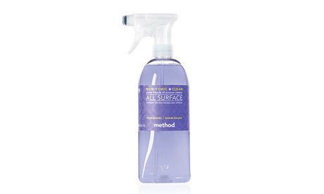 Method lavender house cleaner