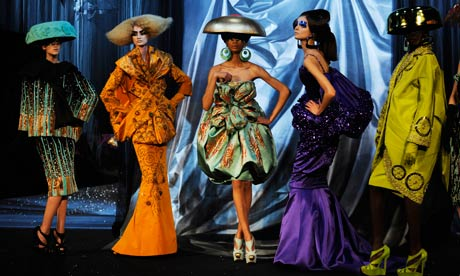 What 39 s the big deal about haute couture fashion the for Couture definition