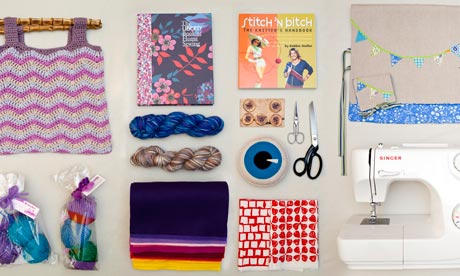 Folksy.com competition prize: a beginner's craft kit