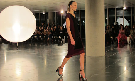 London fashion week: Jonathan Saunders