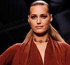 Yasmine Le Bon, Issa London fashion week