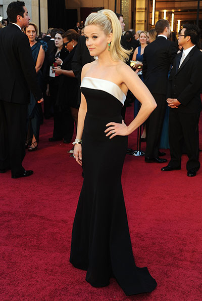 Oscars: Reese Witherspoom at the Oscars