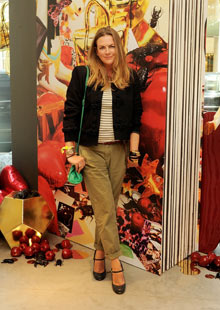 Mulberry designer Emma Hill