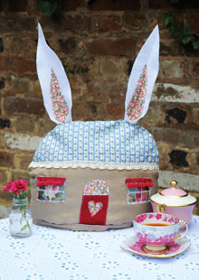 Alice in Wonderland, March Hare's House tea cosy