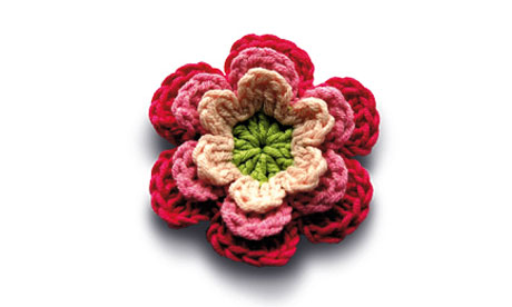 Crochet Dreamz: Baby Headband with Flowers (Free Crochet