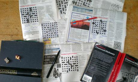 Guardian crosswords