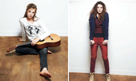 Chic French brand Comptoir des Cotonniers has a new line for teen ...