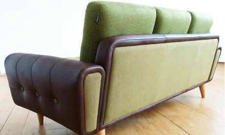 Harvey sofa, by Deadgood