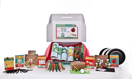 Toucan craft box subscription