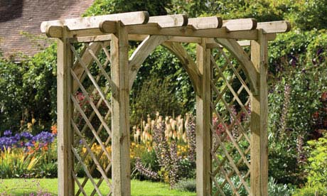 Ultima pergola from Forest