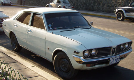 Toyota Corona: the best car I ever had Despite its glaring lack of a cassette player, the 1976 Toyota Corona Tom Cox inherited from his grandad is his all-time favourite ride. If only he still had it ..
