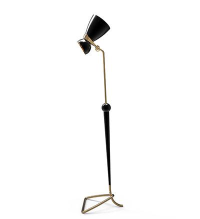 Amy floorlamp by Delightfull  New household items at 100% Design New household items at 100% Design Delightfull 004