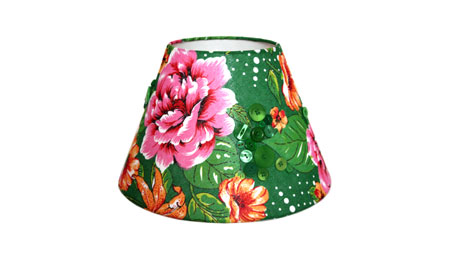 Lampshade by Juliana Silver on Etsy