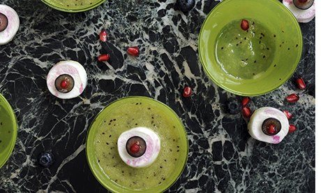 How to make a halloween swamp drink | Life and style | The Guardian