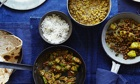 10 best curries: fenugreek and okra, garlicky black chickpea and potato and Bengal tiger lentil