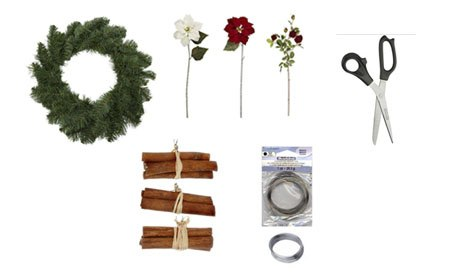 Needed for wreath making